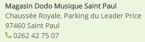 Dodo musique saint paul