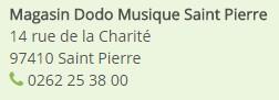 Dodo musique saint pierre