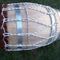 Rouler nat blanc 3 38 cm