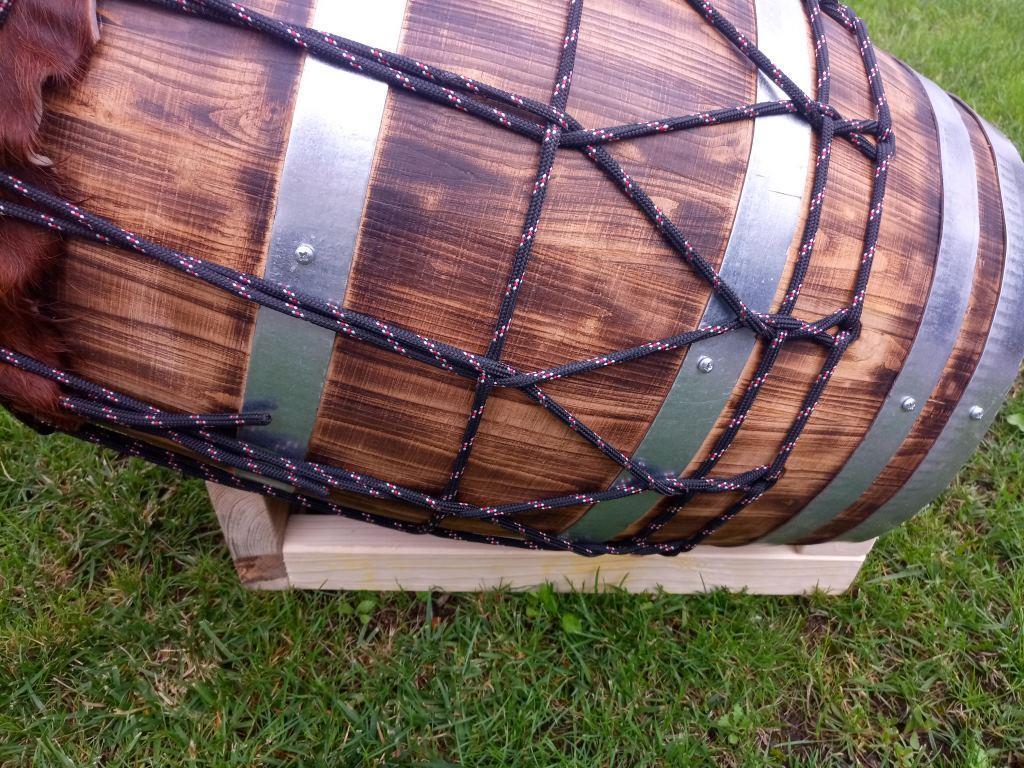 Corde noire 38 cm 3