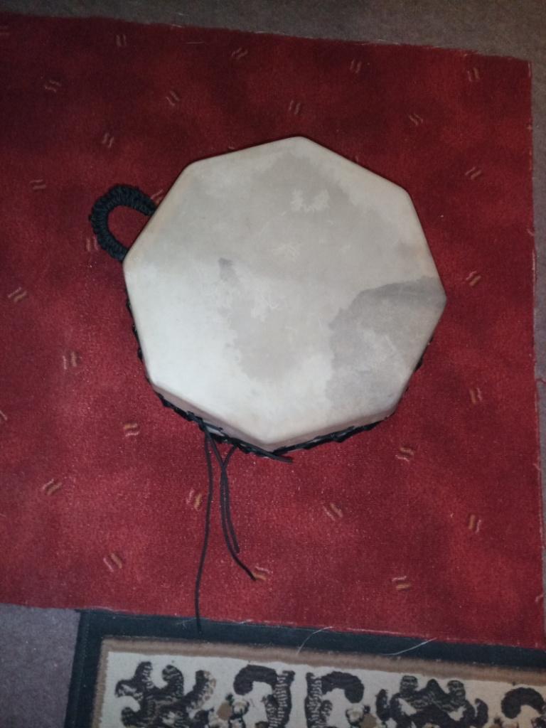 Grand tamb chaman octo 44 cm 1