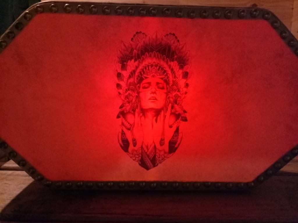 Indien rouge 2