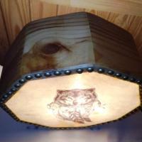 Lampe loup 9 cote 4