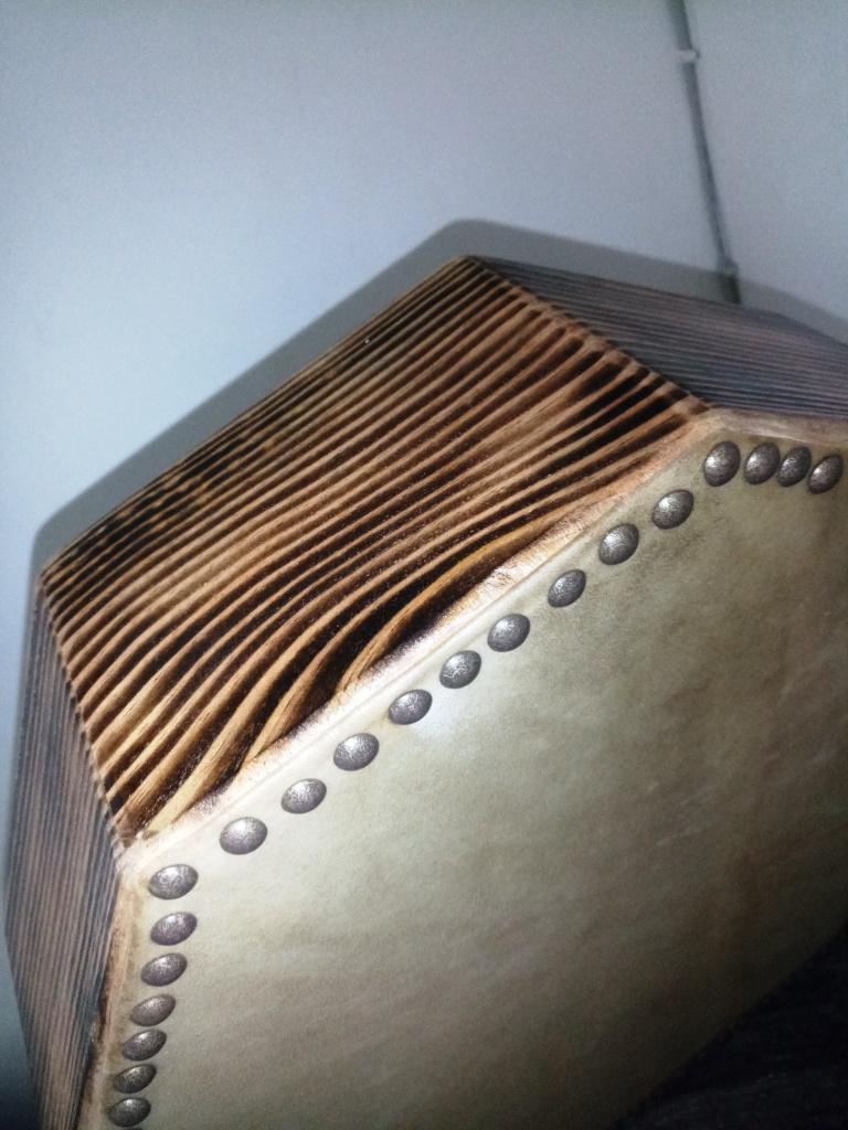 Lampe octo 38 cm