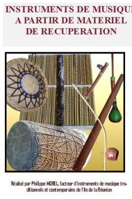 Le livret: Fabrication d'instruments