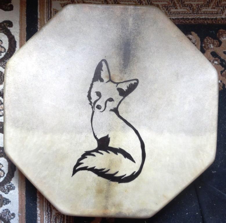 Octo 46 cm renard 1