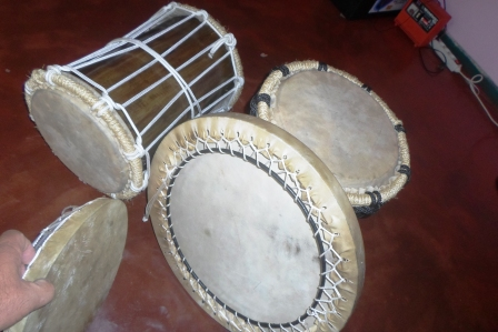 Instruments tamouls