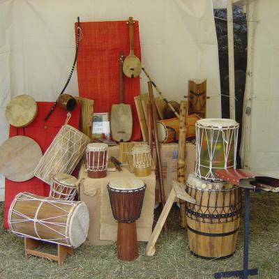 Stand festival percu fowar 2005