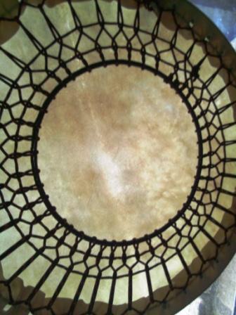 Tressé 45 cm de diamètre