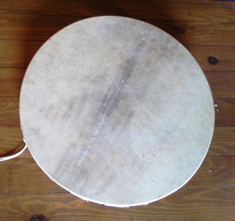 Tamour shaman cerclage hetre massif mai 2018 6